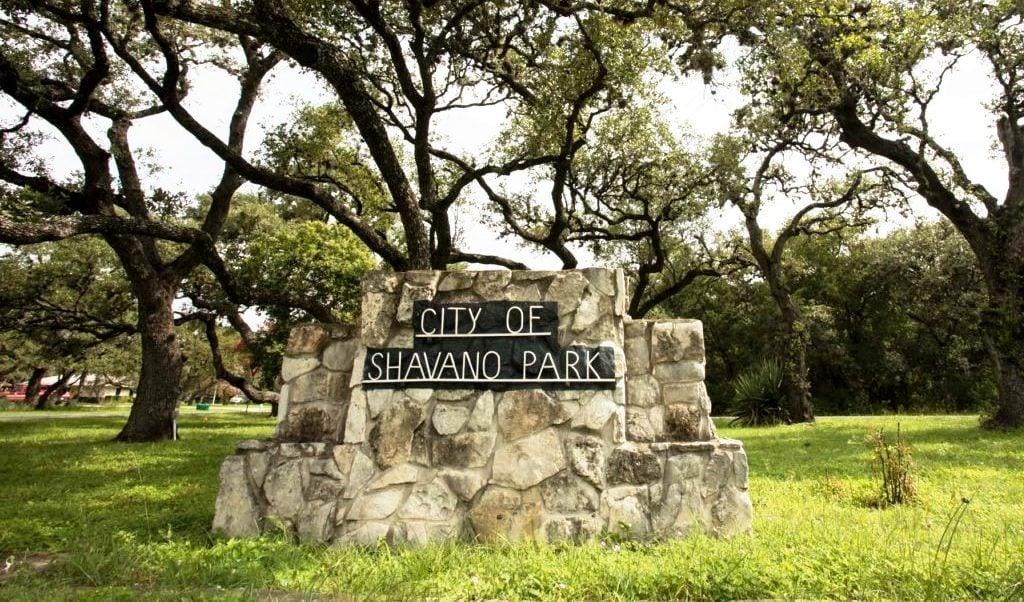 City of Shavano Park Monument