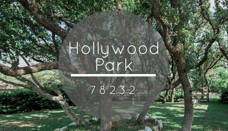 Hollywood Park in San Antonio, TX